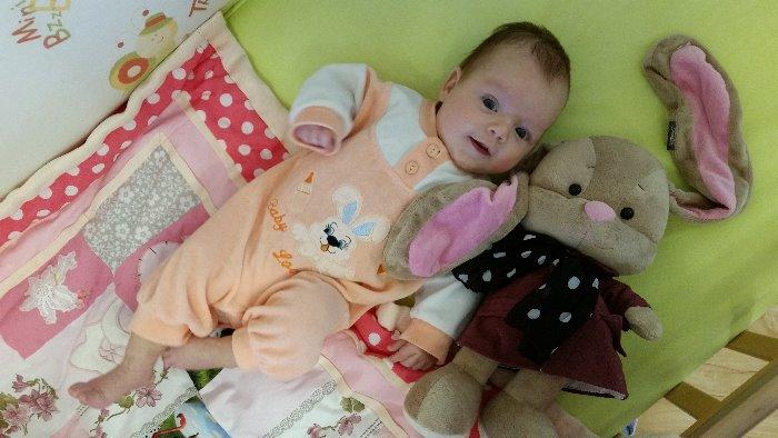 Алисе исполнилось три месяца 28 января 2016