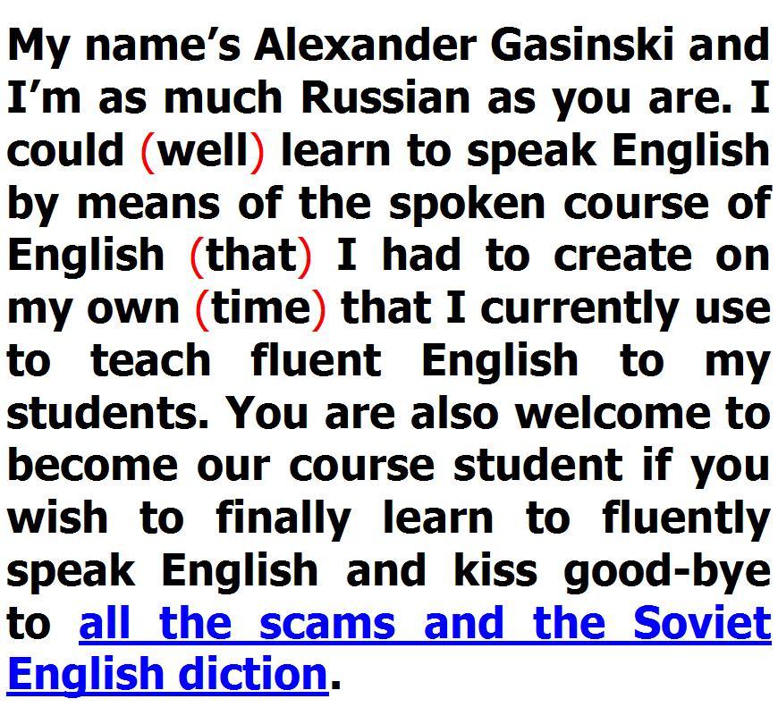 Welcoming speech Part One