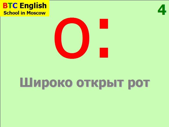 проверка английских британских звуков гласных согласных